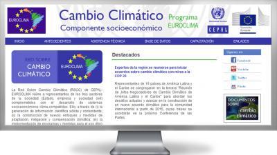 Banner Programa Euroclima