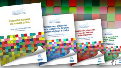 Banner Paginas Selectas de la CEPAL