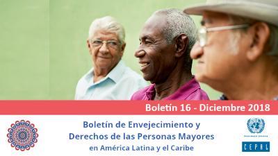 boletin de envejecimiento derechos de las personas mayores