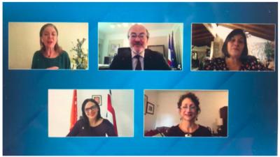 CEPAL destaca el papel de los Mecanismos para el Adelanto de las Mujeres para reconocer y potenciar la plena participación de las mujeres y la igualdad de género en las respuestas frente al cambio climático