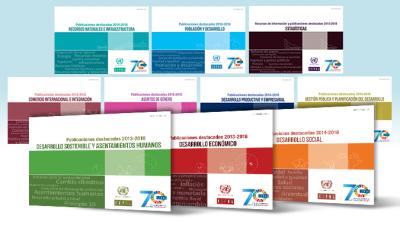 Catálogos temáticos: Enfoques sectoriales para una visión integrada del desarrollo