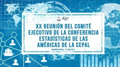 Banner transmisión reunión Comité Ejecutivo de la CEA