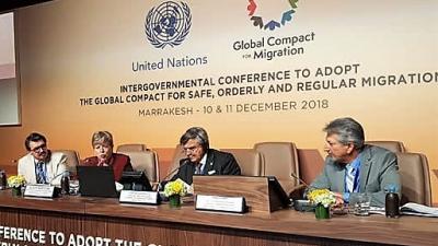 CEPAL y FAO presentaron hoy en Marrakech documento