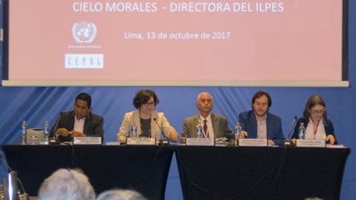 CEPAL convoca a los países a contar con enfoques de planificación integrales para el desarrollo territorial y urbano
