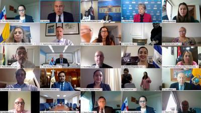 Imagen de los participantes.