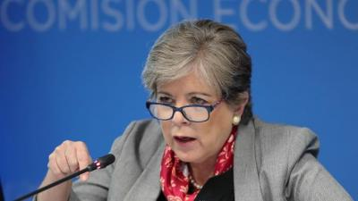 Alicia Barcena - ECLAC Executive Secretary