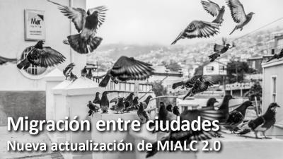 migración internaentre ciudades MIALC 2018
