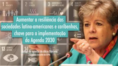 Banner columna opinión Alicia Bárcena sobre HLPF en portugués