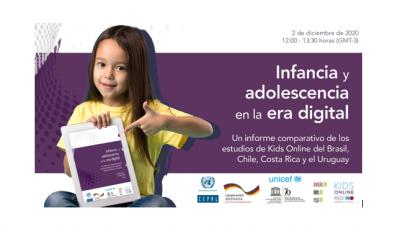Lanzamiento informe Infancia