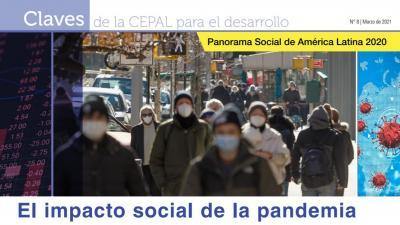 Claves del desarrollo Panorama social 2020