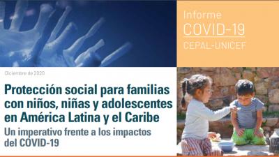 Protección social para familias con NNA