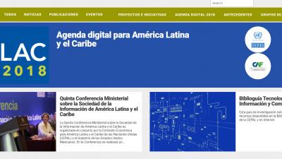 Agenda digital para América Latina y el Caribe