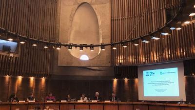 Seminario Marcos Normativos para la Autonomía Económica de las Mujeres y la Igualdad de Género.