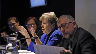 a Agenda 2030 para el Desarrollo Sostenible y el seguimiento de sus objetivos en el Observatorio de Igualdad de Género de América Latina y el Caribe