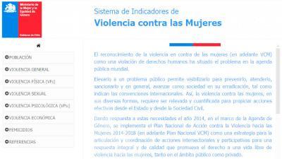 violencia mujeres chile
