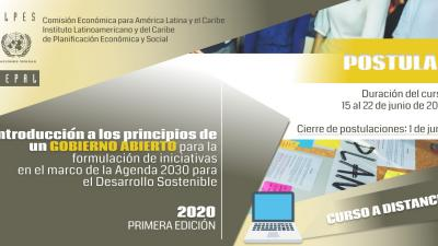 Banner del curso