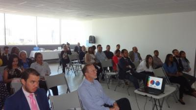 participantes de la primer mesa de dialogo