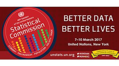 48 período de sesiones de la Comisión Estadística