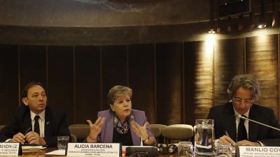 Dialogo Regional Gobernanza
