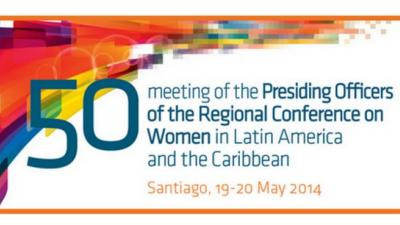Fiftieth meeting of the Presiding Officers of the Regional Conference on Women
