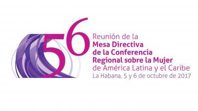 56a Reunión de la Mesa Directiva de la Conferencia Regional sobre la Mujer en América Latina y el Caribe