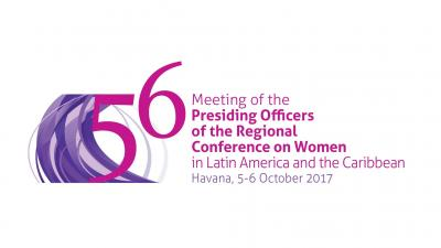 Fifty-Sixth Meeting of the Presiding Officers of the Regional Conference on Women in Latin America and the Caribbean