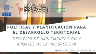 Seminario desarrollado por la Sede regional de las Naciones Unidas para América Latina CEPAL