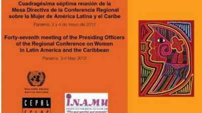 47 47a Reunión de la Mesa Directiva de la Conferencia Regional sobre la Mujer