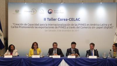 II Taller de Creación de Capacidad para la Internacionalización de las PYMES