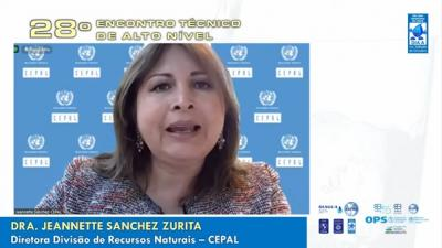 "28° Encuentro Técnico de Alto Nivel: ""Agua Segura para una Vida Sana"""