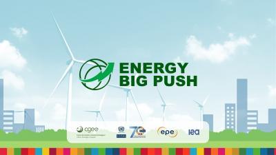 Energy Big Push