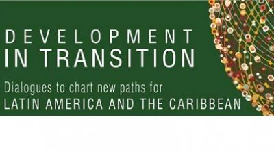 Banner of the Dialogues to chart new paths for Latin America and the Caribbean