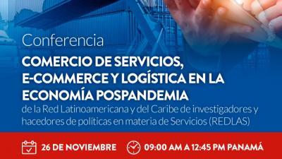Comercio de servicios, e-commerce y logística en la economía de la pandemia