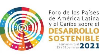 Logo Foro de Desarrollo Sostenible
