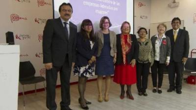 Grupo de participantes del seminario