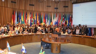 Cuarta Reunión de Puntos Focales designados por los Gobiernos de los Países Signatarios de la Declaración sobre la aplicación del Principio 10