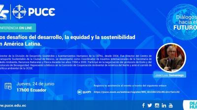 Diálogos hacia el futuro - Los desafíos del desarrollo, la equidad y la sostenibilidad en América Latina
