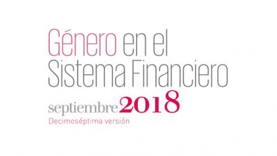 Género en el sistema financiero