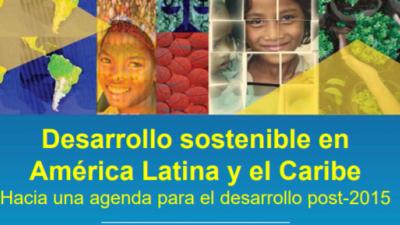 Hacia una agenda para el desarrollo post-2015