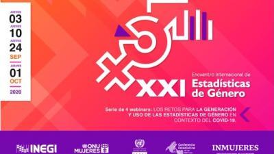 XXI Encuentro de Estadísticas de Género