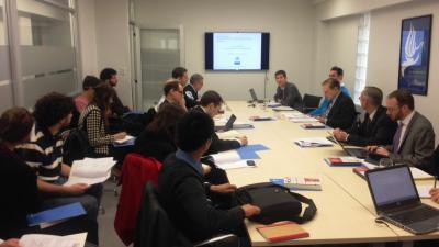 Segundo seminario-taller Seminario sobre estructura productiva, instituciones y dinámica económica