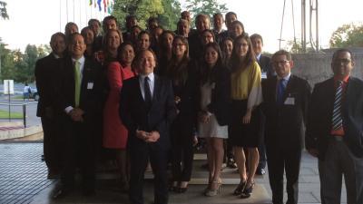 Reunion ministros mesoamerica