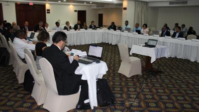 Reunión de Expertos sobre Seguros Agropecuarios y Gestión Integral de Riesgos en la región SICA