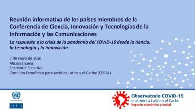 Reunión virtual Informativa-Conferencia_ciencia_innovacion_y_tecnologias