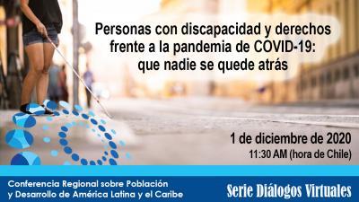 personas con discapacidad y derechos frente a covid-19