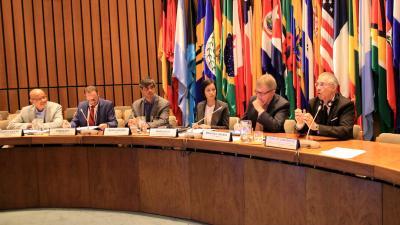 Taller Regional para países de America Latina y El Caribe que presentan los Informes Nacionales Voluntarios (INV) en 2020