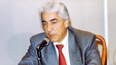 Arturo Núñez del Prado, en una foto de archivo.