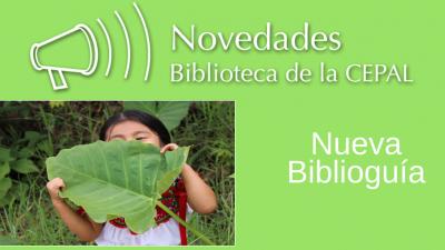 Novedades: Nueva biblioguia