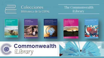 Logo y publicaciones de la Commonwealth