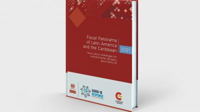 Cover Fiscal Panorama of Latin America and the Caribbean 2021